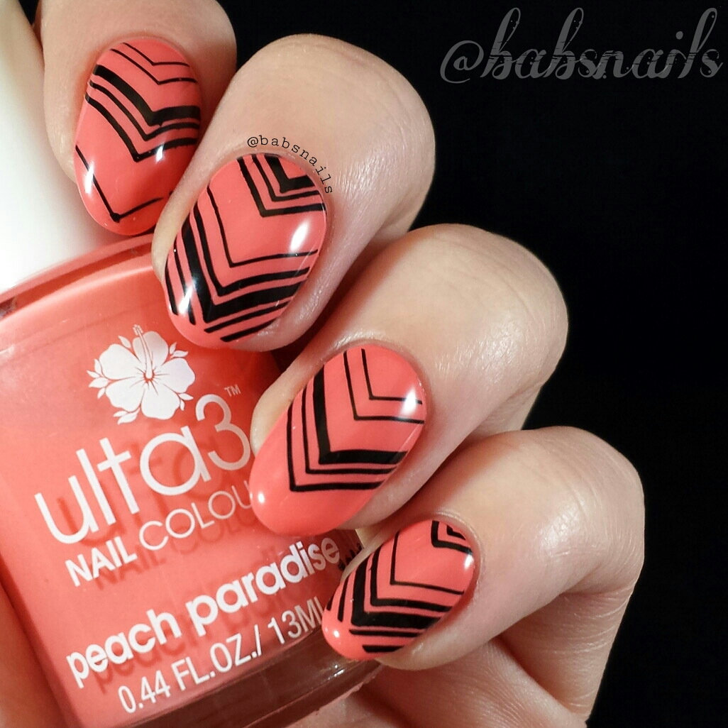 Ulta3 Nail Art Bab S Nails Blog